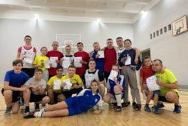 Турнир по мини-футболу между командами учителей, родителей и учащихся
